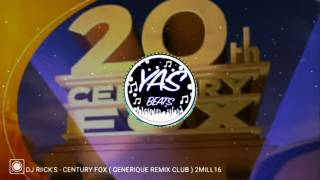 DJ RIICK'S - CENTURY FOX (GENERIQUE REMIX CLUB)