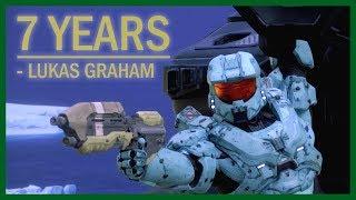 Red vs Blue - AMV - 7 Years - Tucker