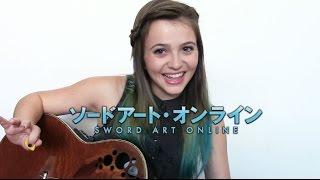 Musica de abertura SAO em japonês - INNOCENCE - EIR AOI - Ariel Mançanares