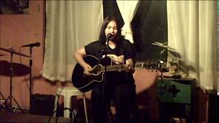 """Nababato"" by Anna Aquino (Live at Conspiracy Garden Cafe)"