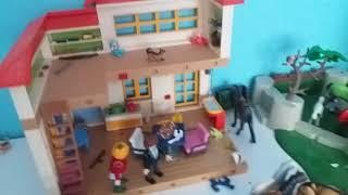 M théo playmo commence sa première vidéo Playmobil