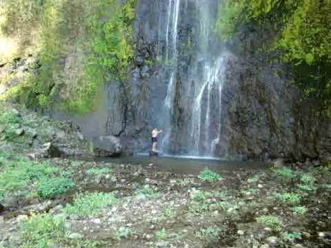 Catarata de San Ramon. Ometepe