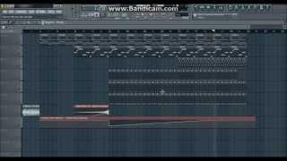 FL Studio 11 - Route 94 Feat. Jess Glynne / My Love Remake