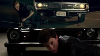 Justin Bieber vs Shawn Mendes Fight (Stitches x Long As You Love Me)