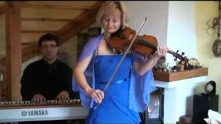 Hallelujah - Violin cover - skrzypce na ślub - skrzypaczka i pianista oprawa muzyczna Trójmiasto