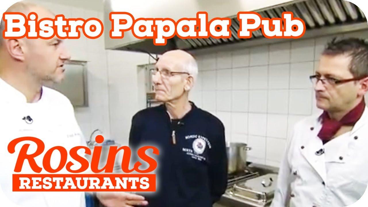 Rosin - Kochprüfung für neuen Koch: Kann er Frank überzeugen? | 6/7 | Rosins Restaurants | Kabel Eins
