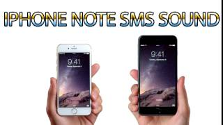 IPHONE NOTE SOUND SMS   WHATSAPP TONE RINGTONE   HD+ +DOWNLOAD   YouTube
