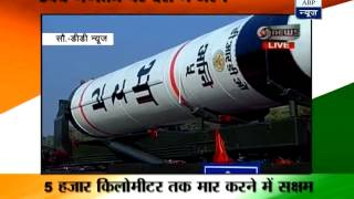 Agni-5, star attraction of DRDO tableau at R'Day parade