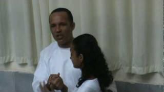 Batismo Igreja Batista em jardim santa terezinha
