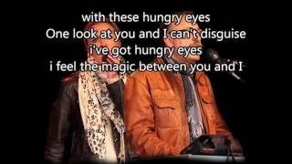 Hungry Eyes Eric Carmen Cover Two Live Lyrics