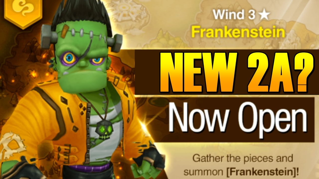 SeanB - FARM THIS! He Might Be The Next 2A Monster   Summoners War