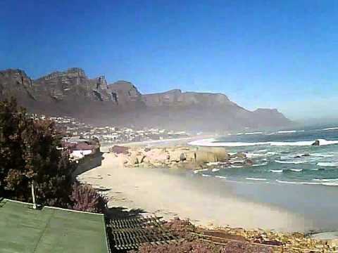 Timelapse Video – Glen Beach & Camps Bay – 21/06/2011