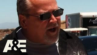 Storage Wars: Dan Looking for Blood | A&E
