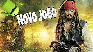 #ClubNotícia: Primeiro jogo da franquia Piratas do Caribe está chegando no Android