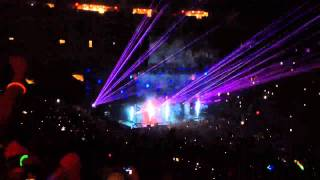 Swedish House Mafia live at Madison Square Garden-12/16/2011