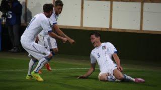 UNDER 21 Slovacchia-Italia 1-1 (10 ottobre 2014)