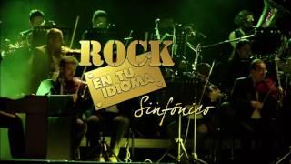 Rock en tu Idioma Sinfónico 16 de junio @ Auditorio Nacional