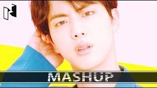 BTS DNA VS. Blood Sweat & Tears [chorus mix] - (First Nuclo Mashup) MV
