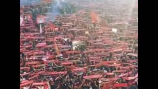 "#1 Benfica fans singing ""Ser Benfiquista"". UNBELIEVABLE!"