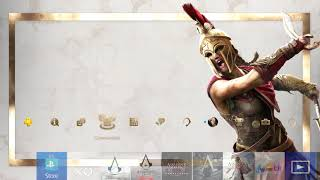 Assassin's Creed Odyssey - Dynamic PS4 Theme (Free) Download