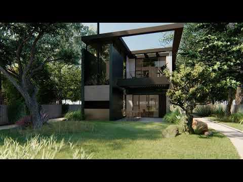סרטון: בתים פרטיים, עיצוב בתים פרטיים, בית פרטי  |  ניר ועדי צרפתי אדריכלים