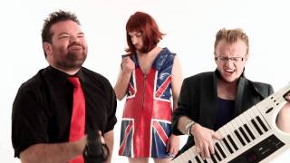 4 Chords | Music Videos | The Axis Of Awesome width=