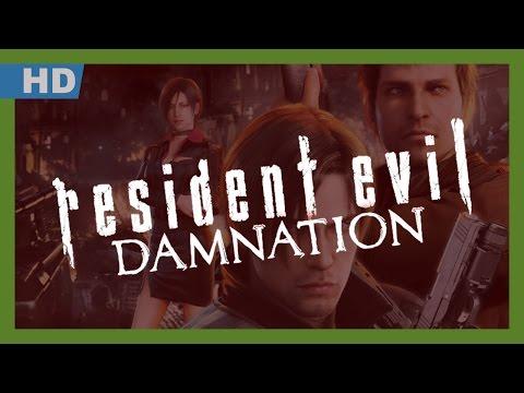 Resident Evil: Damnation (2012) Trailer