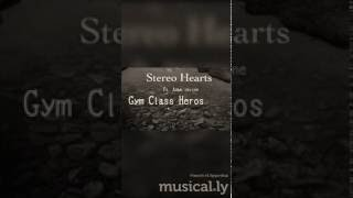 Stereo Hearts (short sped-up)
