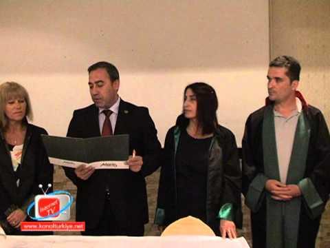 ATİK 81 İL 82 IŞIK İŞBİRLİĞİ HUKUK PROJESİ 2012