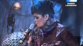 Jaclyn Victor - Ku Tak Bisa (LIVE) (Muzika Ekstravaganza 2010)