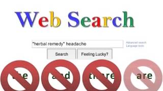 Educational video : search ask web