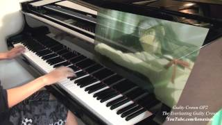 Guilty Crown OP 2 - The Everlasting Guilty Crown - Piano