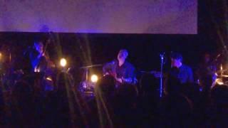Tindersticks live MARQ Clermont-Fd 9/02/2017