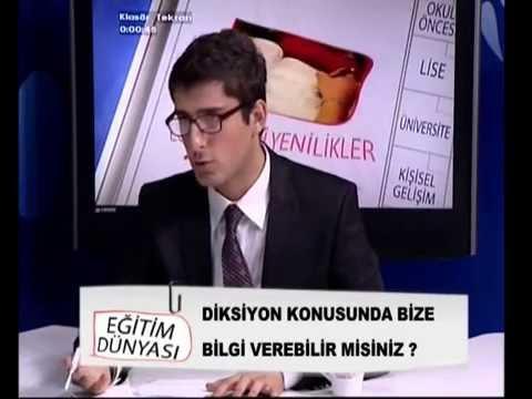 Mehmet Uğur Beşer / Kocaeli TV - Eğitim Dünyası Tiyatro Sanatına Dair