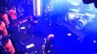 Drowning Pool - Pity - Live at Route 20 Outhouse in Sturtevant, WI on 11/21/14 in 1080p