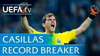 Great Iker Casillas saves: Real Madrid & Porto
