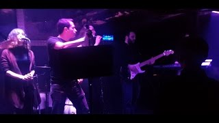 Pink floyd - Comfortably numb (Solo )  Great scott live at dorock Jan 24, 2015