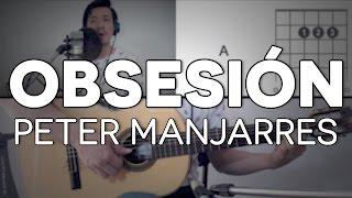 Obsesión Perter Manjarres Tutorial Cover - Guitarra [Mauro Martinez]