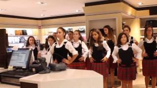 """Pim Pam- Sofia in Diplomatic Duty free shops of NY """"Goro le goro zelena"""""""