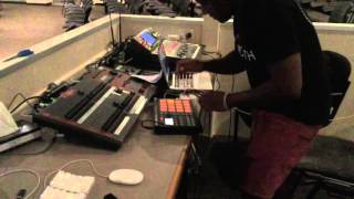 Real love by Young and Free maschine cover