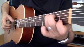 """34) Fingerstyle """" İYİKİ DOǦDUN """" Gitar Tabları"""