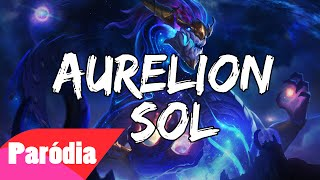 Paródia League of Legends - Aurelion Sol / Stitches