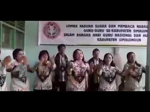 VOCAL GROUP GURU SMA NEGERI 1 RAYA