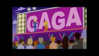 The Simpsons-Lisa Goes Gaga S23E22-Lisa simpson Superstar ft (Lady Gaga)
