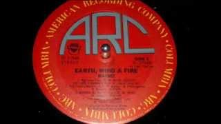 Earth, Wind & Fire, Lady Sun (Funk Vinyl 1981) Full Version HD