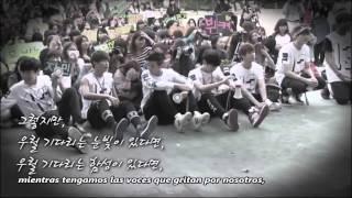 [SUB ESP] BTS VCR Pre-debut - The Red Bullet (Mensaje para A.R.M.Y - BTS MEMORIES OF 2014)