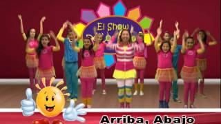 Adentro, afuera, arriba, abajo - El Show de los Niños - Coreografía Cristiana para Niños