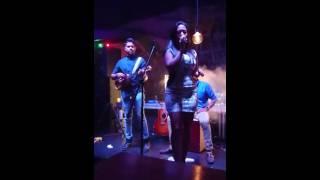 Mariale y Diveana en Baru latín Bar Miami