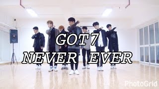 "GOT7(갓세븐) ""Never Ever"" 