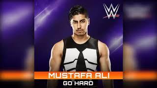 WWE: Go Hard (Mustafa Ali) +AE (Arena Effect)